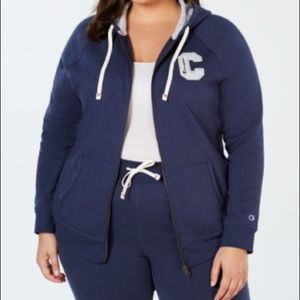 Plus size Champion heritage sweater
